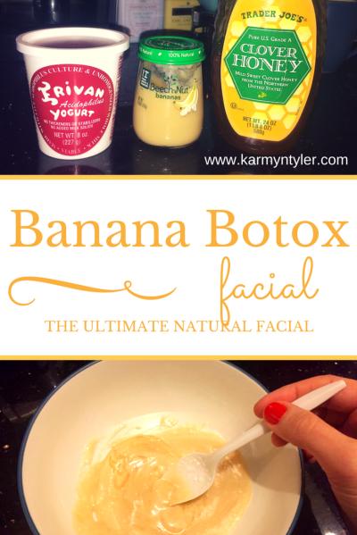 Banana Botox